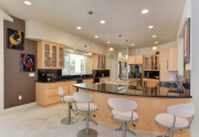 Kitchen with Radiant Heated Floors|Walk-in Pantry|Lots of Storage