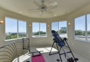 Workout in the Turret | Enjoy 360 Degree Views