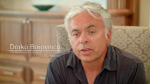 Link to Youtube video about Darko Boravnica who designed the home on Adams Road in Sacramento.