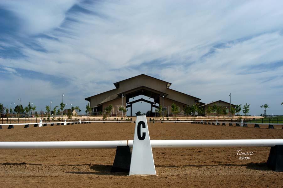Northern California's Starr Vaugn Equestrian Center