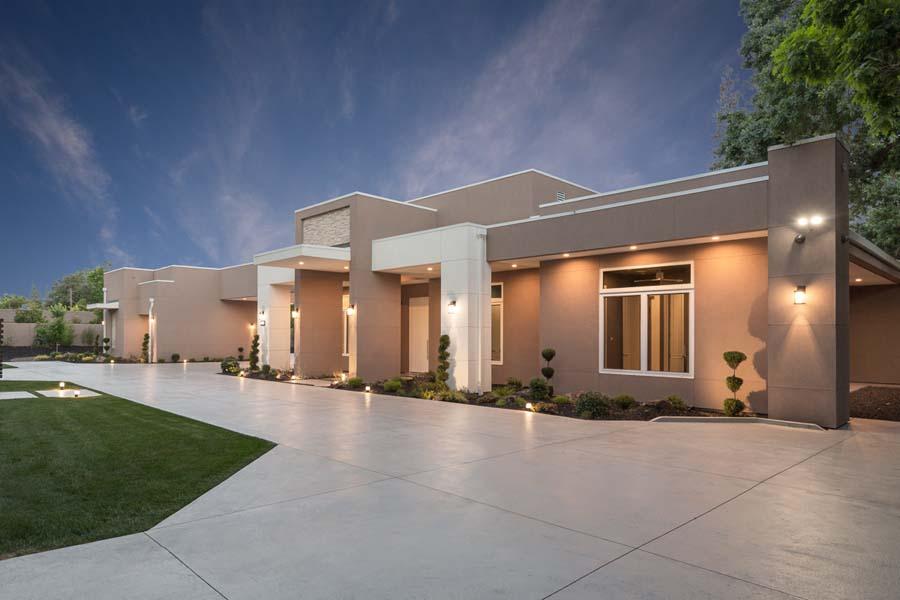 2017 Modern Contemporary Net Zero Energy Efficient Home