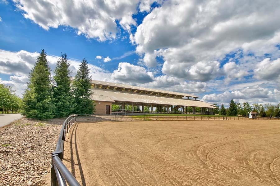 Starr Vaugh Equestrian Center in Northern California