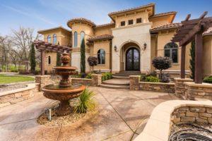 Mediterranean Custom Estate in the country - Lincoln, CA