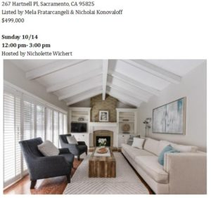 Nick Sadek Sotheby's open houses