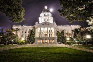 sacramento california state capitol building